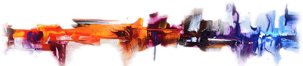 abstract paintings milen