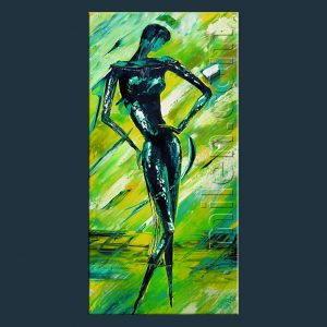 fashion sketches painting abstract