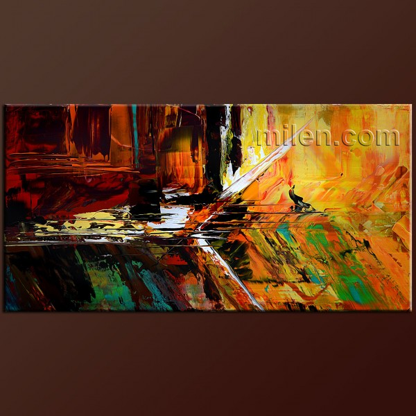 impact modern-abstract-painting-original