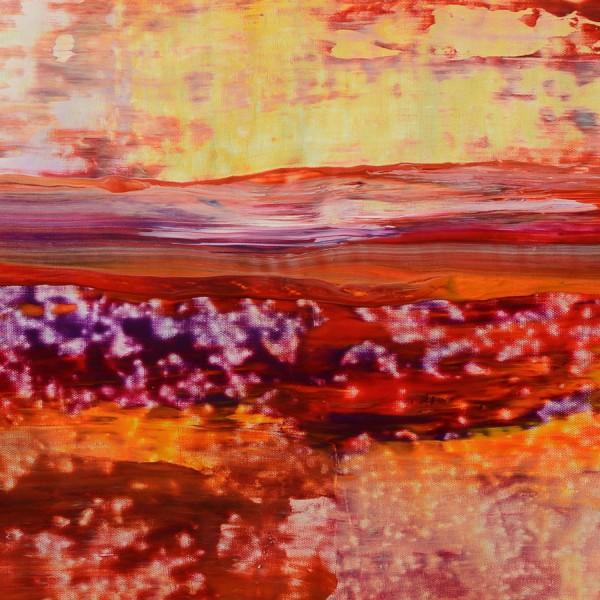 Late-Summer-orange-purple-abstract-painting-original