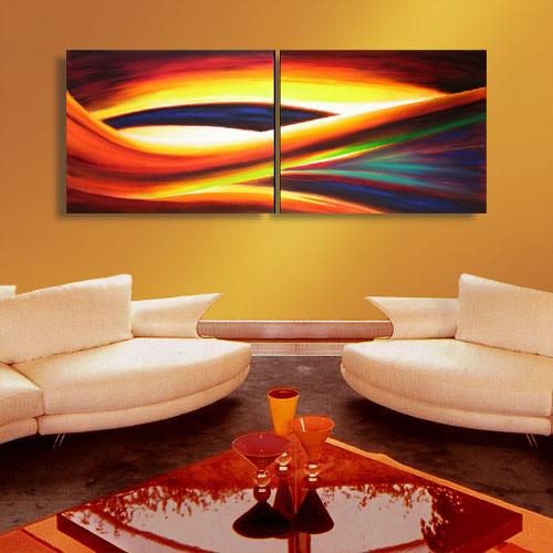 Spiritual healing painting.
