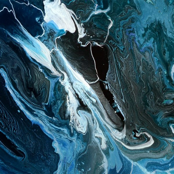 abstract fluid painting fluid liquid artwork blue amazing paint fineart turquoise abstract teal