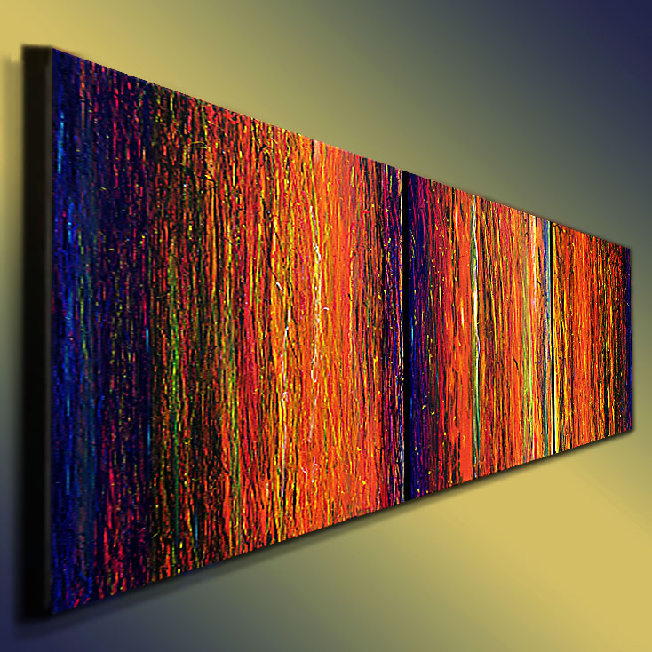 Dance In The Dark Abstract Painting Abstract Paintings