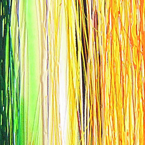 Rays of Sunshine - abstract painting